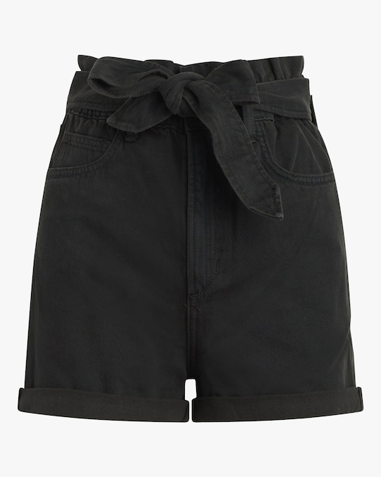 Joe's Jeans The Brinkely Paperbag Shorts 0