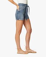 Joe's Jeans The Brinkely Paperbag Shorts 1
