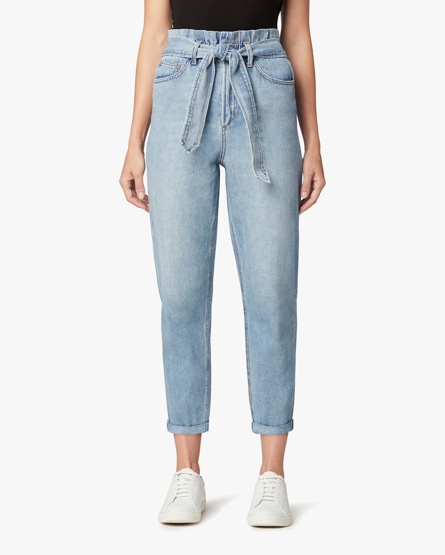 Joe's Jeans The Brinkley Paperbag Jeans 0