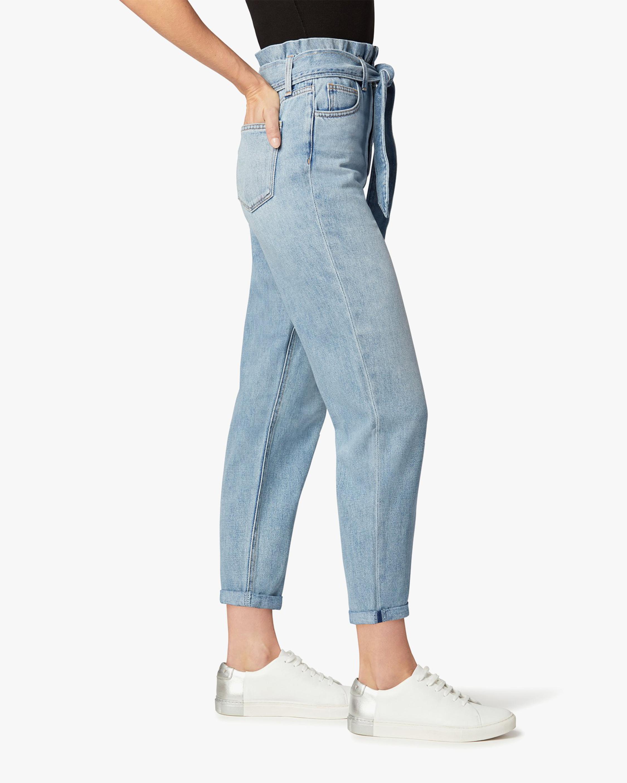 Joe's Jeans The Brinkley Paperbag Jeans 2