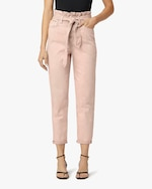 Joe's Jeans The Brinkley Paperbag Pants 0
