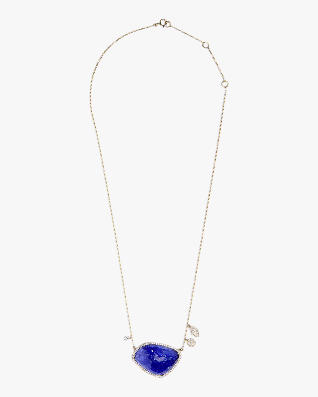 Sanjay Kasliwal Griva Tanzanite & Diamond Necklace 1
