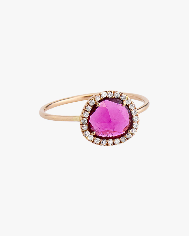 Latika Tourmaline & Diamond Ring