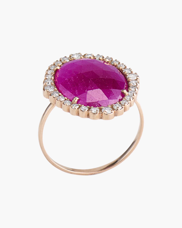 Sanjay Kasliwal Hema Ruby & Diamond Ring 2