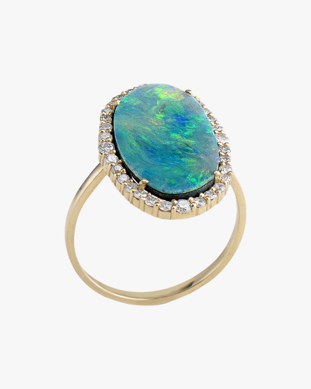 Sanjay Kasliwal Abilash Opal & Diamond Ring 2
