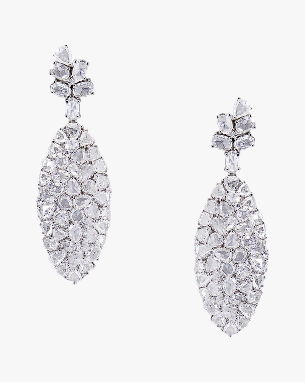 Sanjay Kasliwal Pratibimba Diamond Earrings 0