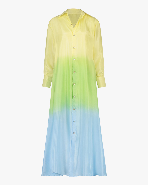 Lime Blossom Dress