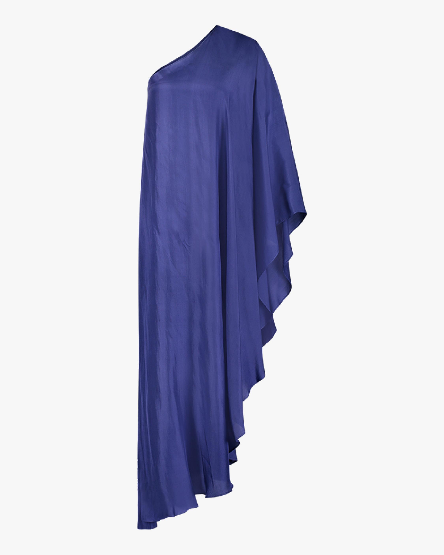 Mala Chetty Midnight Blue Dress 0