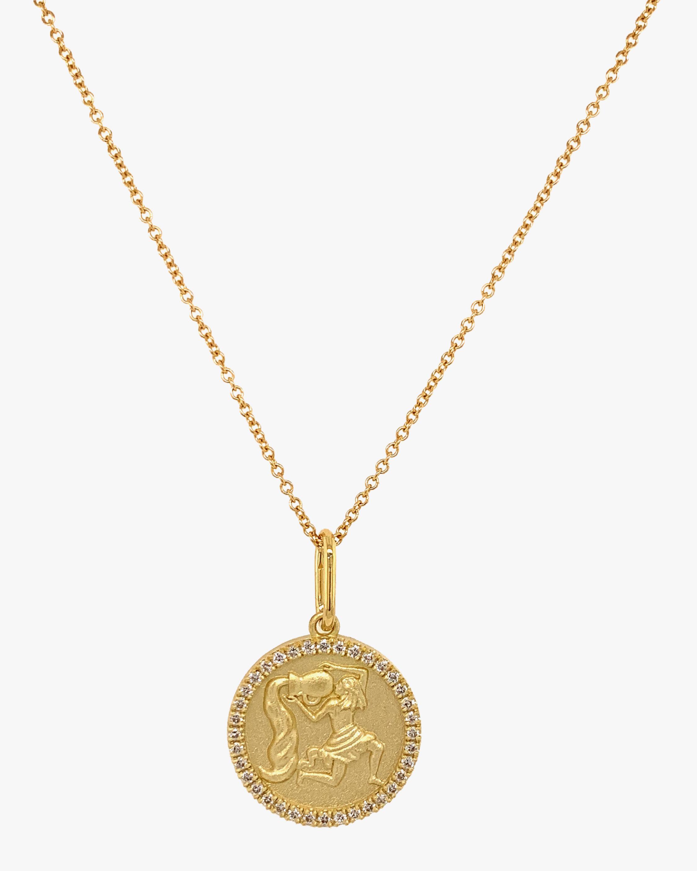 Colette Jewelry Aquarius Pendant Necklace 1