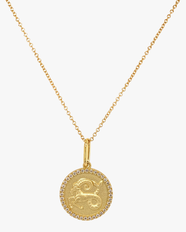 Colette Jewelry Capricon Pendant Necklace 1