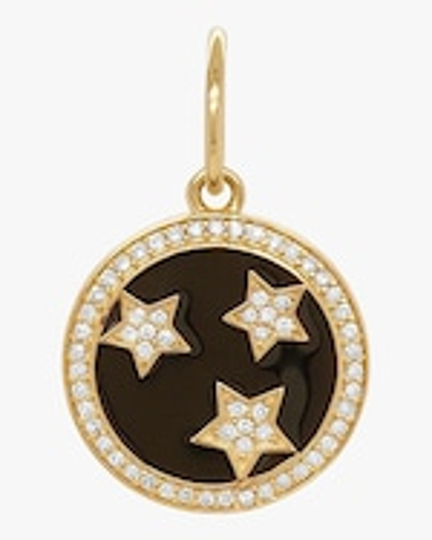 Colette Jewelry Star Enamel Charm 0