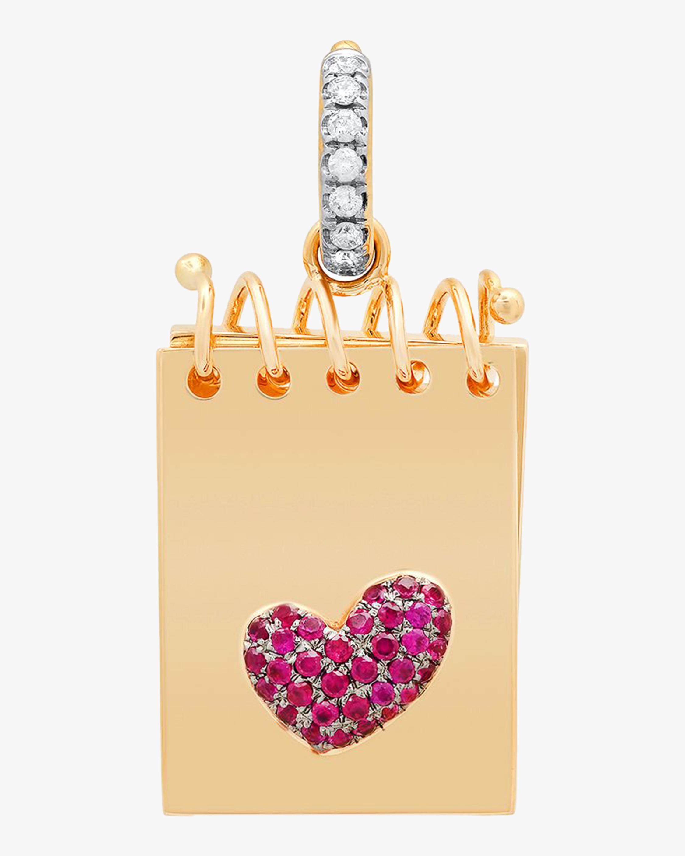 Colette Jewelry Secret Book Charm 1