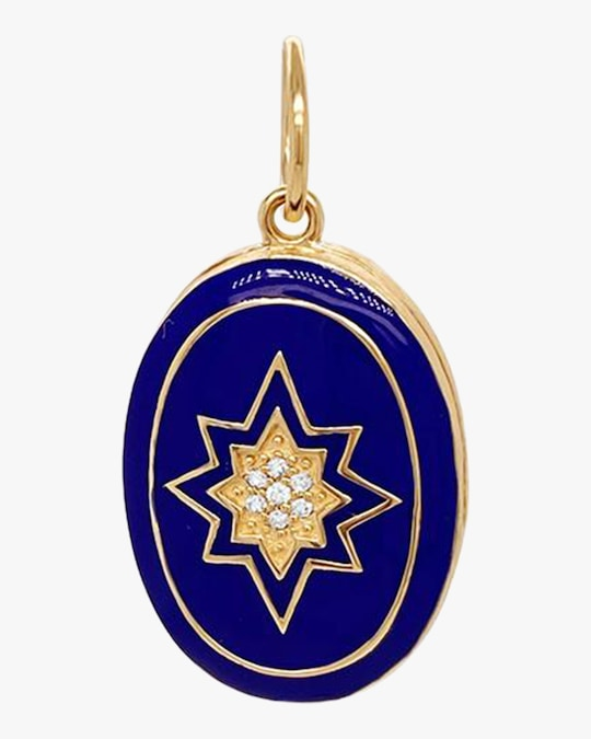 Colette Jewelry Blue Star Charm 0