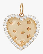 Colette Jewelry Royal Heart Charm 0