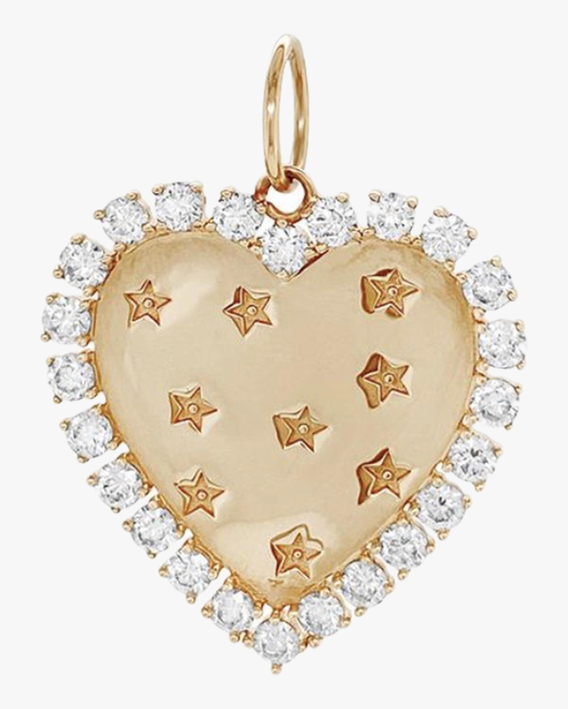 Royal Heart Charm