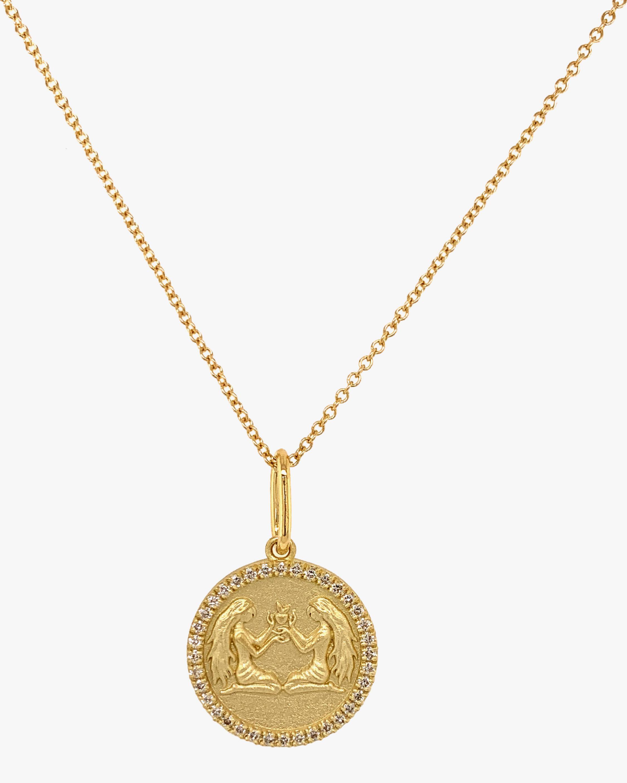 Colette Jewelry Gemini Pendant Necklace 0