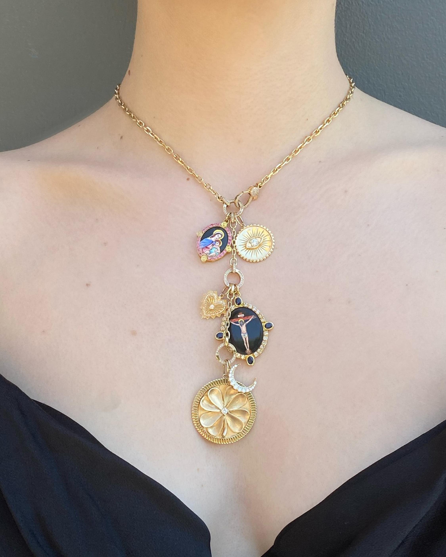 Colette Jewelry Nude Lariat Necklace 1