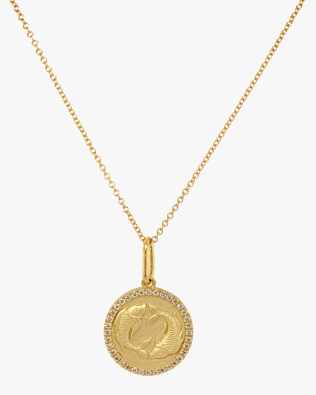 Colette Jewelry Pisces Pendant Necklace 0