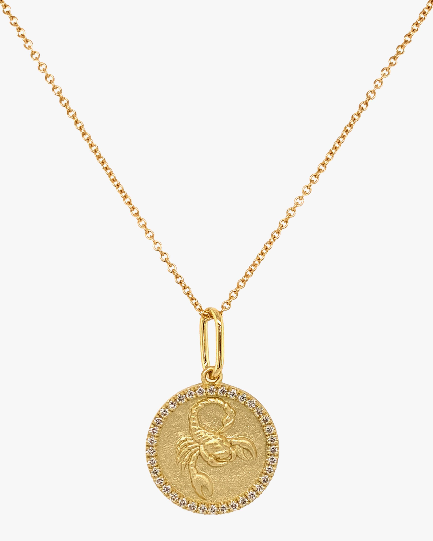 Colette Jewelry Scorpio Pendant Necklace 0