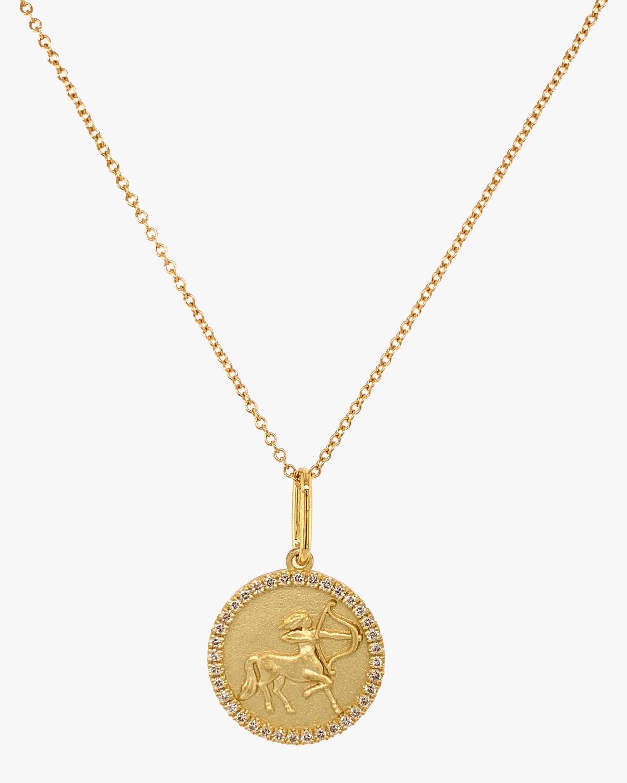 Colette Jewelry Sagittarius Pendant Necklace 1