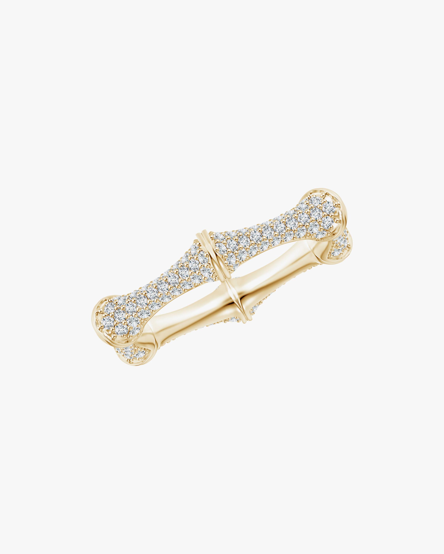Natori Indochine Diamond Pavé Ring 0