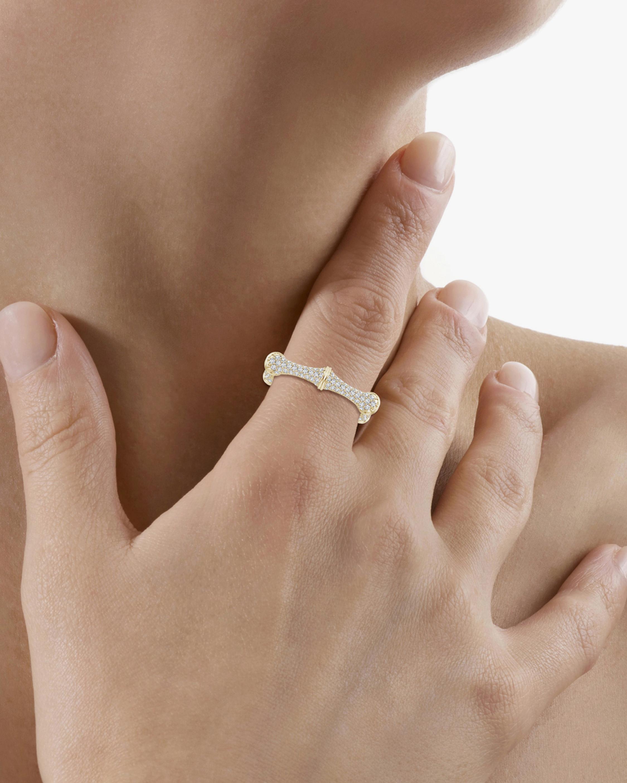 Natori Indochine Diamond Pavé Ring 1