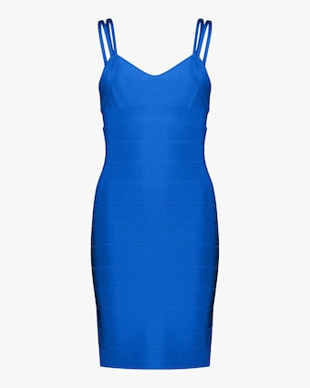 Herve Leger Bustier Icon Dress 1