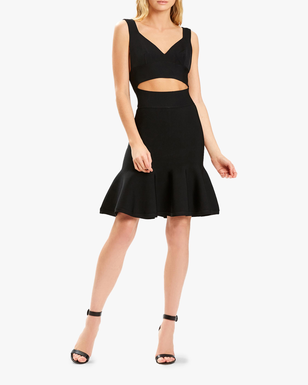 Herve Leger Sweetheart Bralette Dress 2