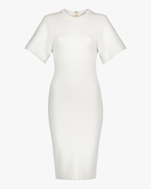 Herve Leger T-Shirt Contour Corset Dress 0