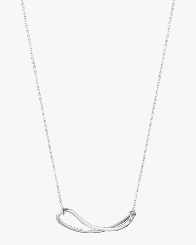 Georg Jensen Jewelry Infinity Pendant Necklace 1