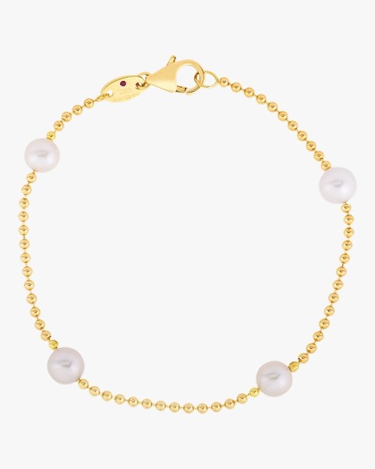 Roberto Coin Pearl-by-the-Inch Bracelet 0