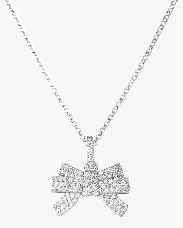 Roberto Coin Disney x Roberto Coin Cinderella Bow Pendant Necklace 2