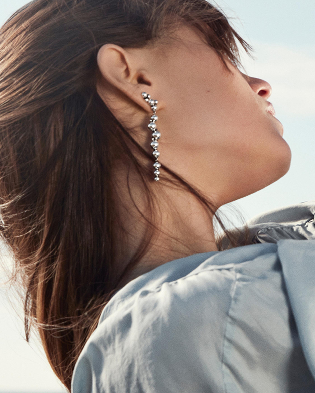 Georg Jensen Jewelry Grape Earrings 1