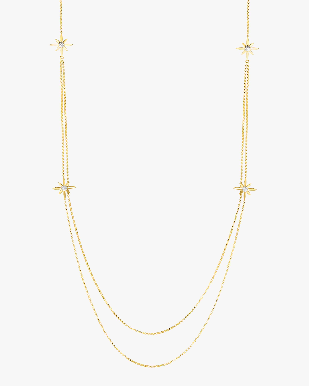 Roberto Coin Disney x Roberto Coin Cinderella Starburst Necklace 2