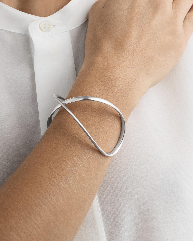 Georg Jensen Jewelry Infinity Bangle 1