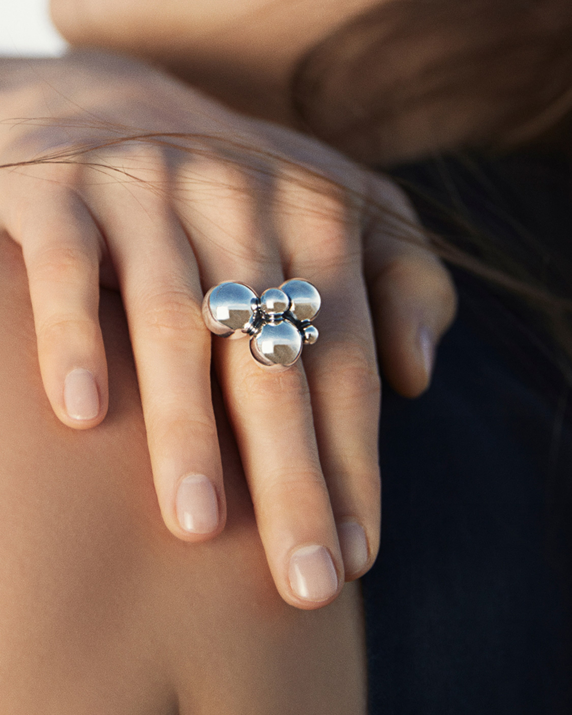 Georg Jensen Jewelry Grape Ring 2