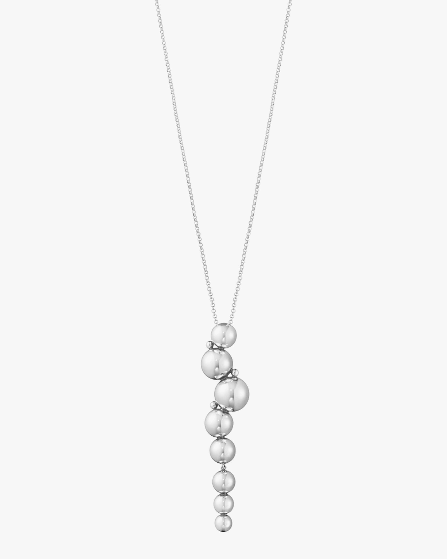 Georg Jensen Jewelry Grape Long Pendant Necklace 1