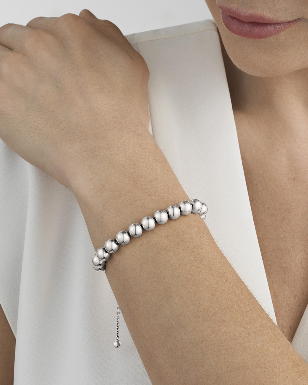 Georg Jensen Jewelry Grape Drawstring Bracelet 2
