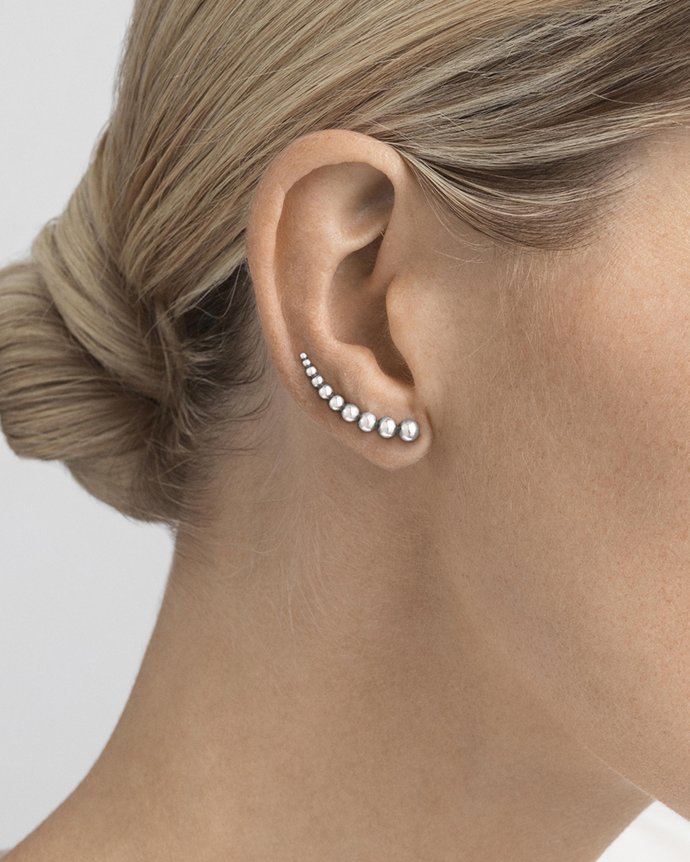 Georg Jensen Jewelry Grape Ear Cuffs 1