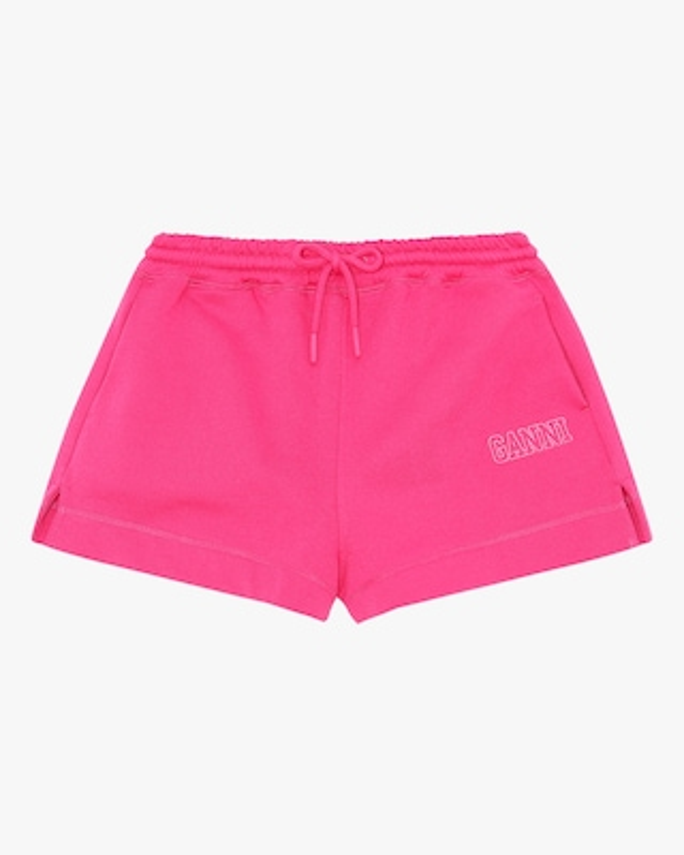 Ganni Drawstring Shorts 2