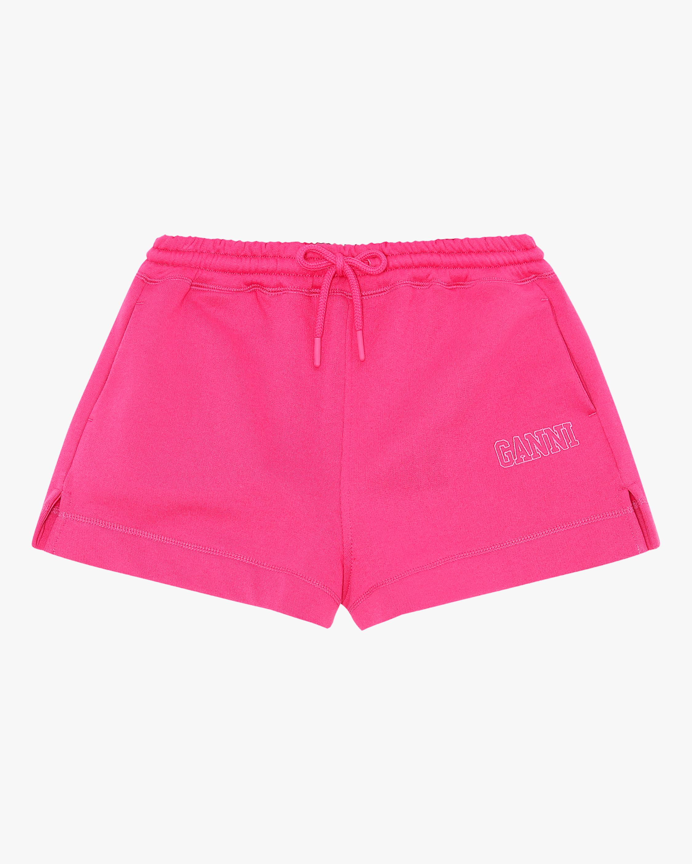 Ganni Drawstring Shorts 0