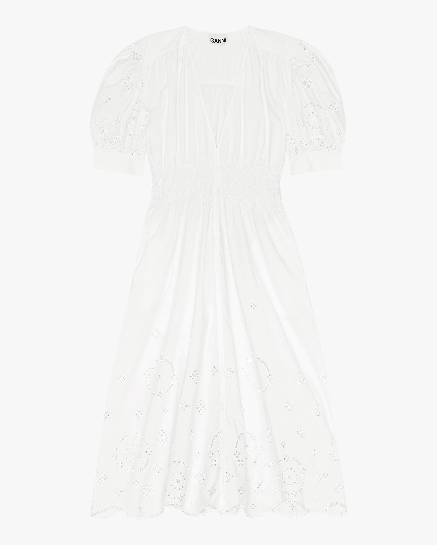 Ganni Smock Dress 0