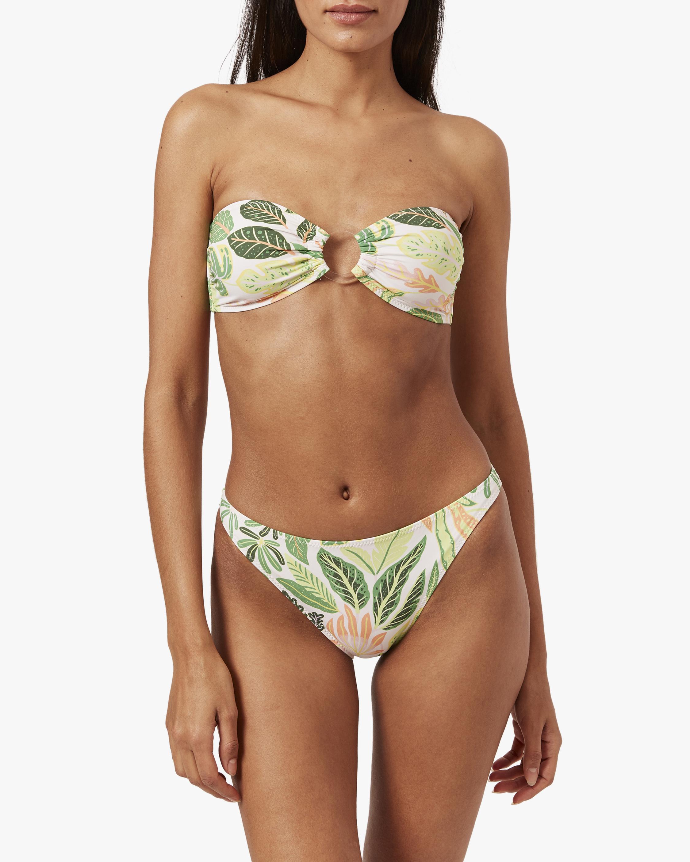 Solid & Striped The Tati Bikini Top 0