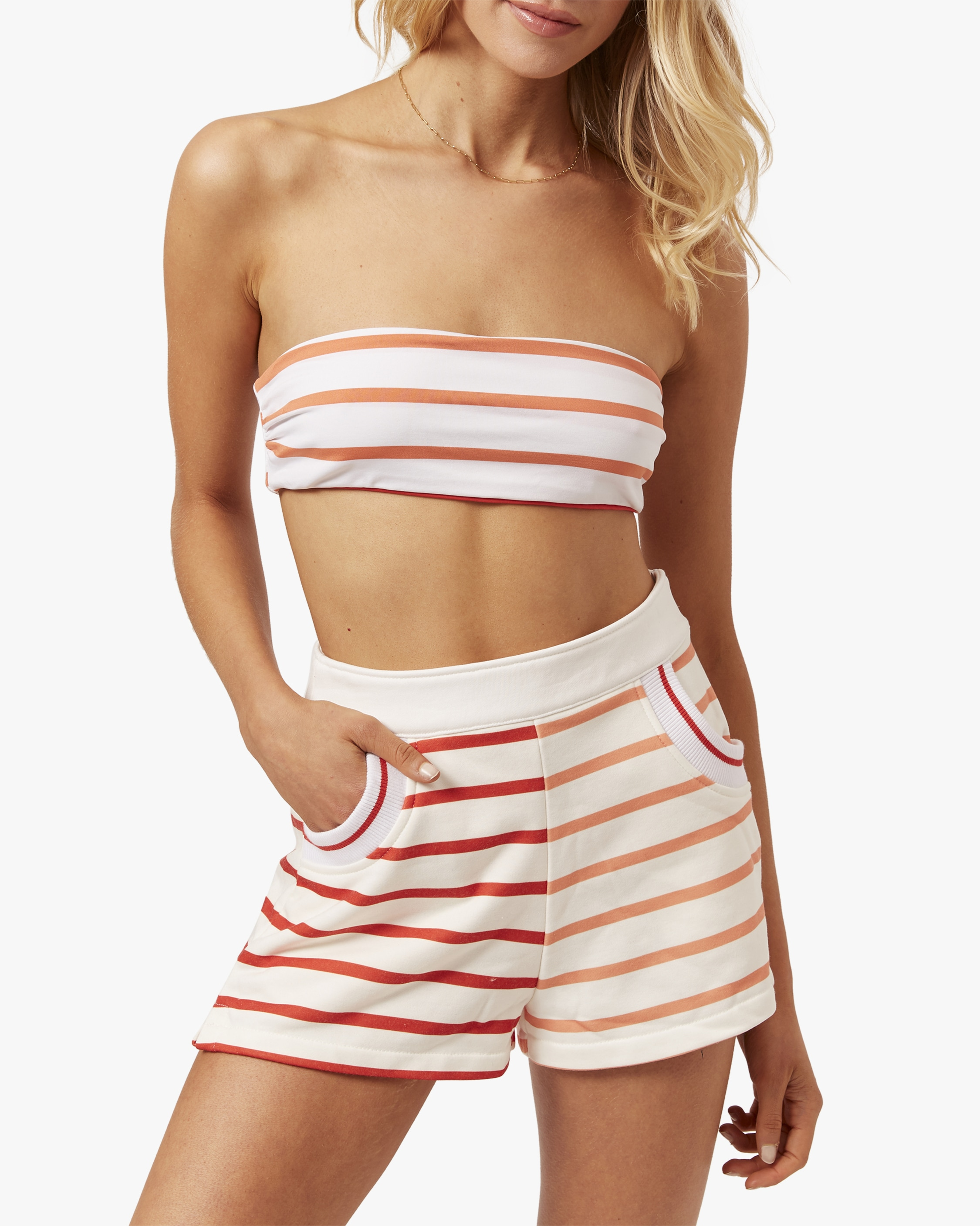 Solid & Striped The Sophie Shorts 1