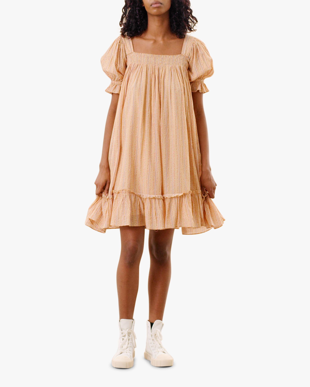 byTimo Dobby Babydoll Dress 1