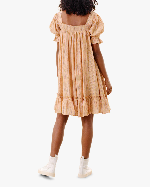 byTimo Dobby Babydoll Dress 2