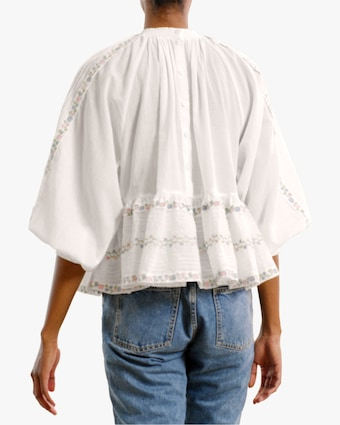 byTimo Embroidered Top 2