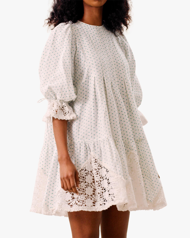 byTimo Puffed-Sleeve Mini Dress 3