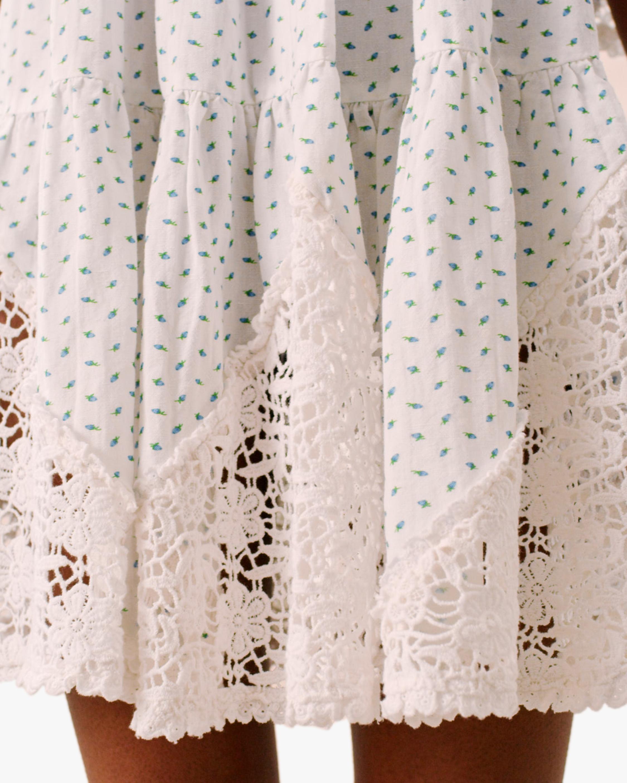 byTimo Puffed-Sleeve Mini Dress 5