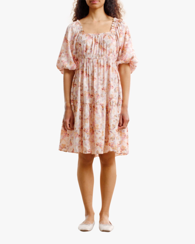 byTimo Delicate Babydoll Mini Dress 1